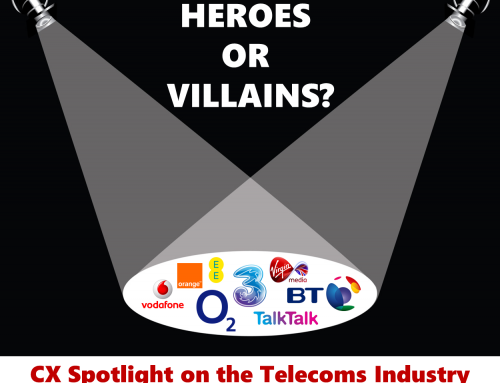Heroes or Villains? Customer Experience Spotlight on the Telecoms Industry