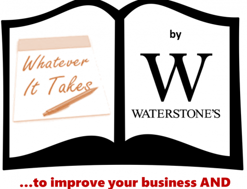 Waterstones – Is it right to do whatever it takes to improve the business AND the Customer Experience?