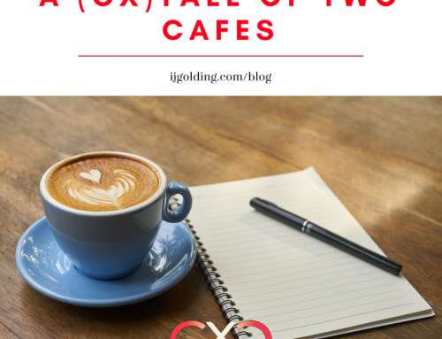 A (CX) Tale of Two Cafes, by Beth Richardson