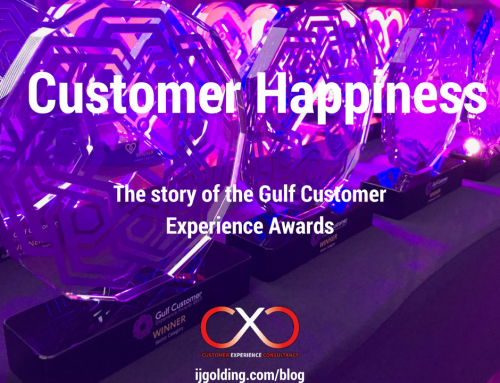 Customer Happiness: the story of the Gulf Customer Experience Awards