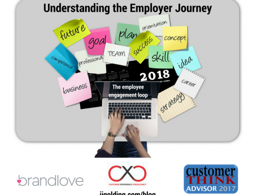 Understanding the Employer Journey — The Employee Engagement Loop