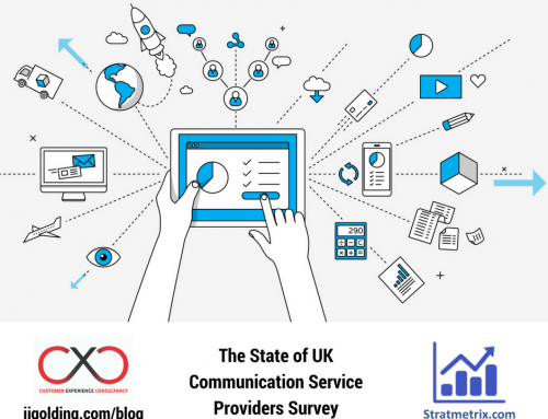 The State of UK Communication Service Providers Survey